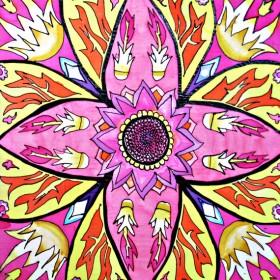 HO018 Kaleidoscope II