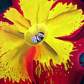 HO021 Tropical Flower