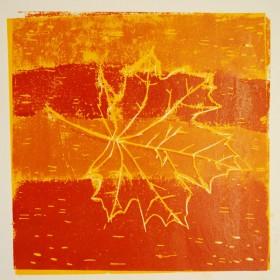 LO170 Gold Leaf II