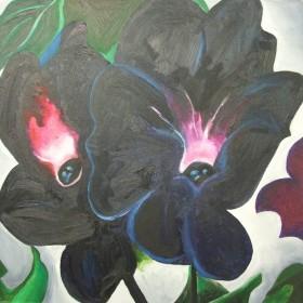 LO237 Lilac Heart