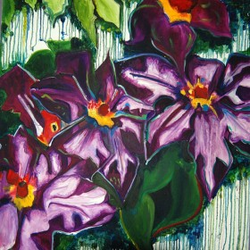 RA314 Shades of Lilac I