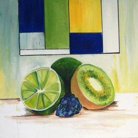 RA318 Kiwi and Lime