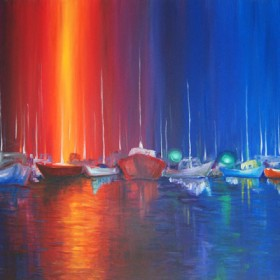 RA330 Harbour Lights