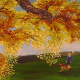 SC038 Autumn Walk