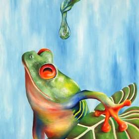 SC156 Tree Frog