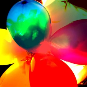 WA006 Coloured Balloons