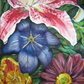 RA015 Bouquet