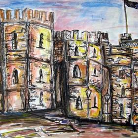 RA115 The Castle