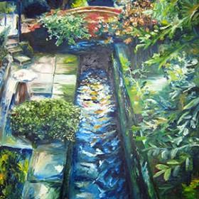 RA165 Japanese Garden