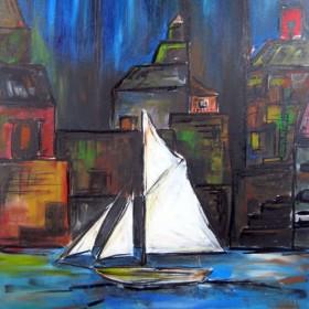 RA175 White Yacht