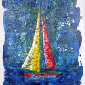 RA179 Blue Yacht