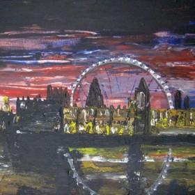 RA196 London Eye