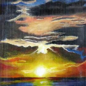 RA197 Sunset