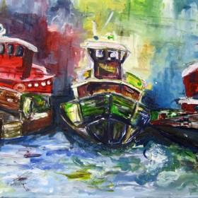 RA215 3 Boats