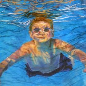 RA217 Boy Underwater