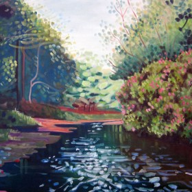 RA284 Summer on the River