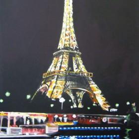 RA301 Night on the Seine