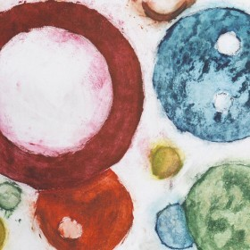 LO266 Abstract Circles III