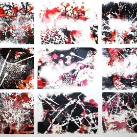LO289 Abstract Prints IV