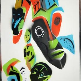 LO360 Tribal Masks II