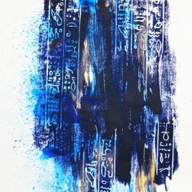 LO367 Hieroglyphs I