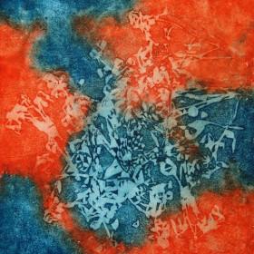 LO393 Abstract Print I