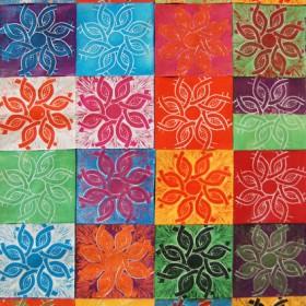 ME116 Kaleidoscope Prints