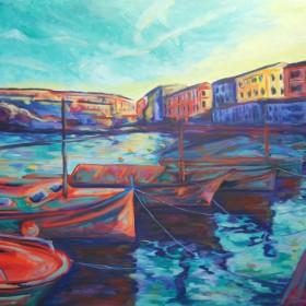 RA357 Harbour Sunrise