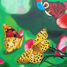 RA361 British Butterflies