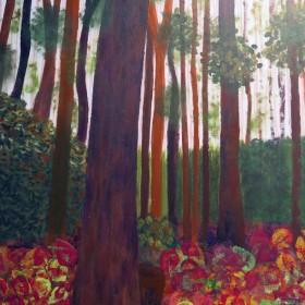 RA380 Woodland Landscape I