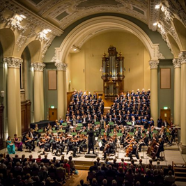 Windsor and Eton Choral Society at Eton College School Hall